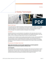 Cisco Overlay Technology