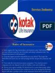 Kotak Life Insurance_Final
