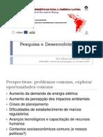 Pesquisa e Desenvolvimento na América Latina