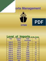 Imports on Indian Railways