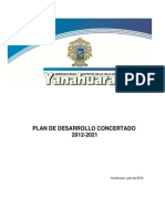 Plan Concertado Yanahuara