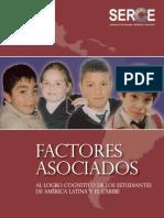 factores asociados al rendimiento academico en escuelas