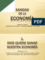 Sanidad de La Economía