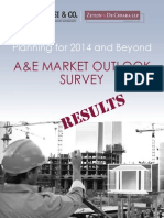 2014 Architecture & Engineering (A&E) Market Outlook Survey Results Report