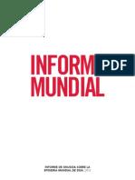 ONUSIDA Informe Mundial 2012