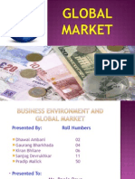 Global Financial Market