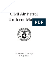 CAP Uniform Manual - 07/01/1997