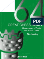 64 Great Chess Games