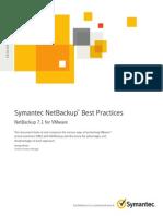 B-netbackup Best Practices WP 21195951.en-us