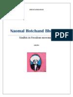 Shri Naomal Hotchand Bhojwani