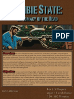 Zombie State Rules Book