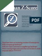 altman z-score