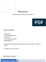 Video Games Revision Web Version