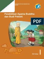 Kelas 01 SD Agama Buddha Guru