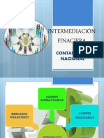 INTERMEDIACIÓN FINACIERA