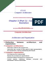 CS 333 Computer Architecture