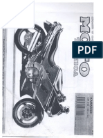 Kawasaki ZZR 600 (90-92)Service Manual