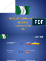 Nigeria- State of Digital Media