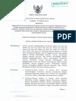 Peraturan Komisi Pemilihan Umum Nomor 26 Tahun 2013