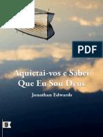 Livro eBook Aquietai Vos e Sabei Que Eu Sou Deus[1]