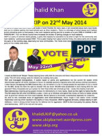UKIP Woodhouse Barnet