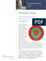 PIMCO Investment Outlook the Second Coming March 2014 PCIO040