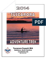 2014 Tuscarora Council Adventure Trek Guide
