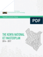 National ICT Master Plan 2017 :updated on 1st October 2015