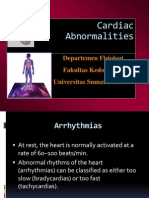 CVS K15 FS Cardiac Abnormalities