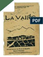 La vallée N°6 - 3ème trimestre - 1951