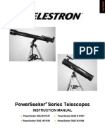 Manual Telescopio