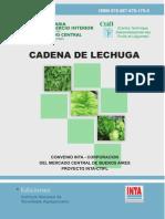 INTA- Cadena Lechuga
