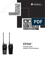 Motorola Ep450 Service Manual
