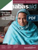 Barnabas Aid May/June 2014