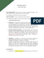 p1 Processo Civil