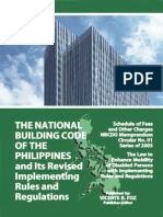 National Building Code of the Philippines and Its Revised Implementing Rules and Regulations