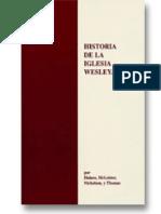 Historia de La Iglesia Wesleyana-prontuario y Libro de Texto