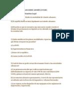 CUESTIONARIO ADUANERO ANDRÉS COTAMO