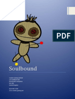Soulbound Pitch Document (2014)