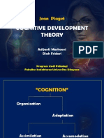 Kuliah 28. Cognitive Developmen Theory - Revisi