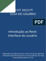 Revit 2013 PT Introdução Ao Revit Interface Do Usuário