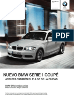 Catalogo BMW Serie1 Coupemod New