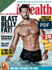 Mens Health Australia – March 2014