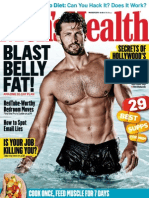 Mens Health Australia – March 2014