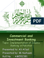 Implementation of Islamic Banking in Pakistan by-M.hashaam