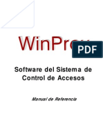 Win Prox Manual Software