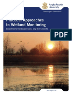 ARU - Practical Approaches to Wetland Monitoring
