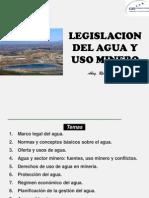 Diapositivas Sesión 22 Legislación Ambiental Minera