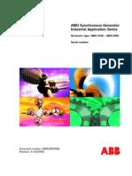 AMG LV Generators User Manual (en)