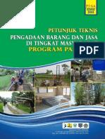PT-2-6 Final Juknis Pengadaan Barang Dan Jasa Di Tingkat Masyarakat 2013_C